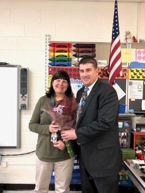 Ms. Jean Anderson - WR Teacher of the Year